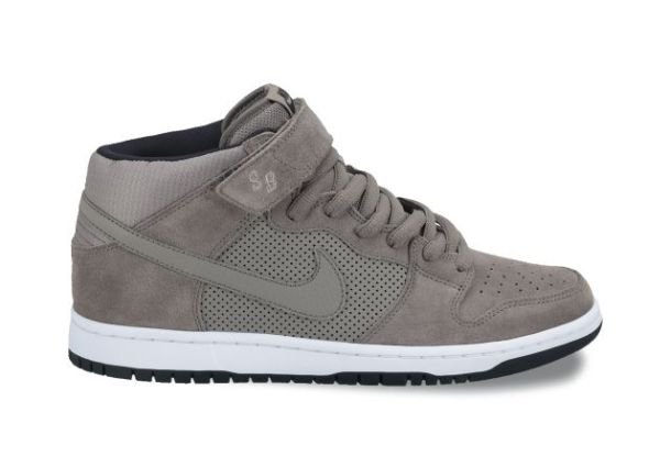 Dunk Mid Pro in Sport Grey