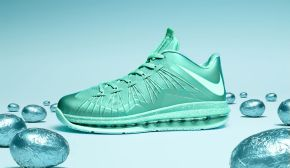 """LeBron Air Max X Low """"Easter"""""""