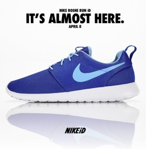 Nike Roshe Run hits Nike ID