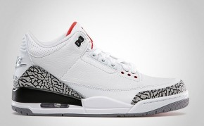 OG 88′ Air Jordan 3 White/Cement RESTOCK