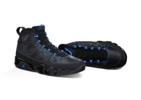 "Air Jordan IX – ""Black Bottom"""