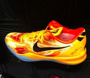 """54201225afa Nike Kobe 8 """"Spark"""""""