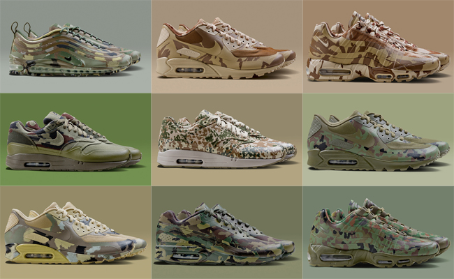 Nike Tier 0 Country Camo Pack | Midwest Sole | Online