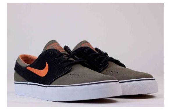 nikesbstefanjanoskisneakermediumoliveurbanorangeblack2
