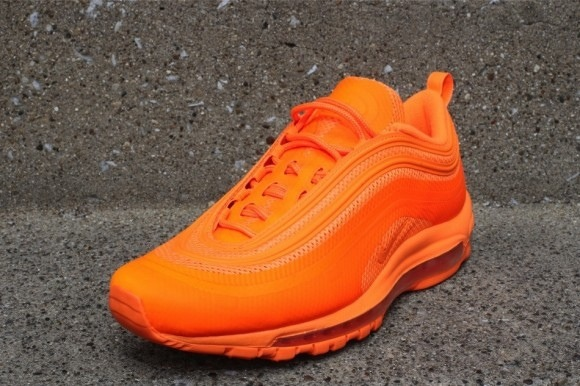 """Nike Air Max 97 Hyperfuse """"Total Orange"""" 