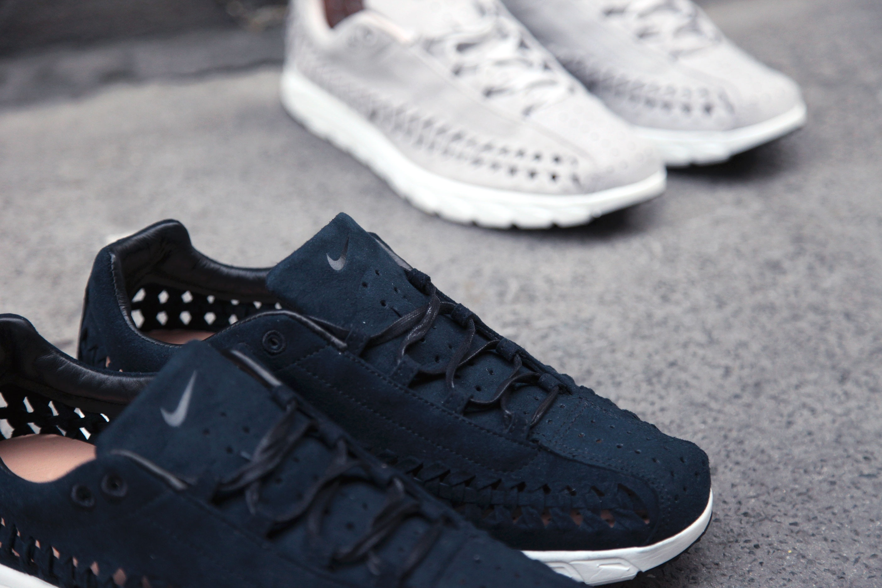 release date: 98740 96972 Nike Mayfly Woven QS – Black  Iron Ore