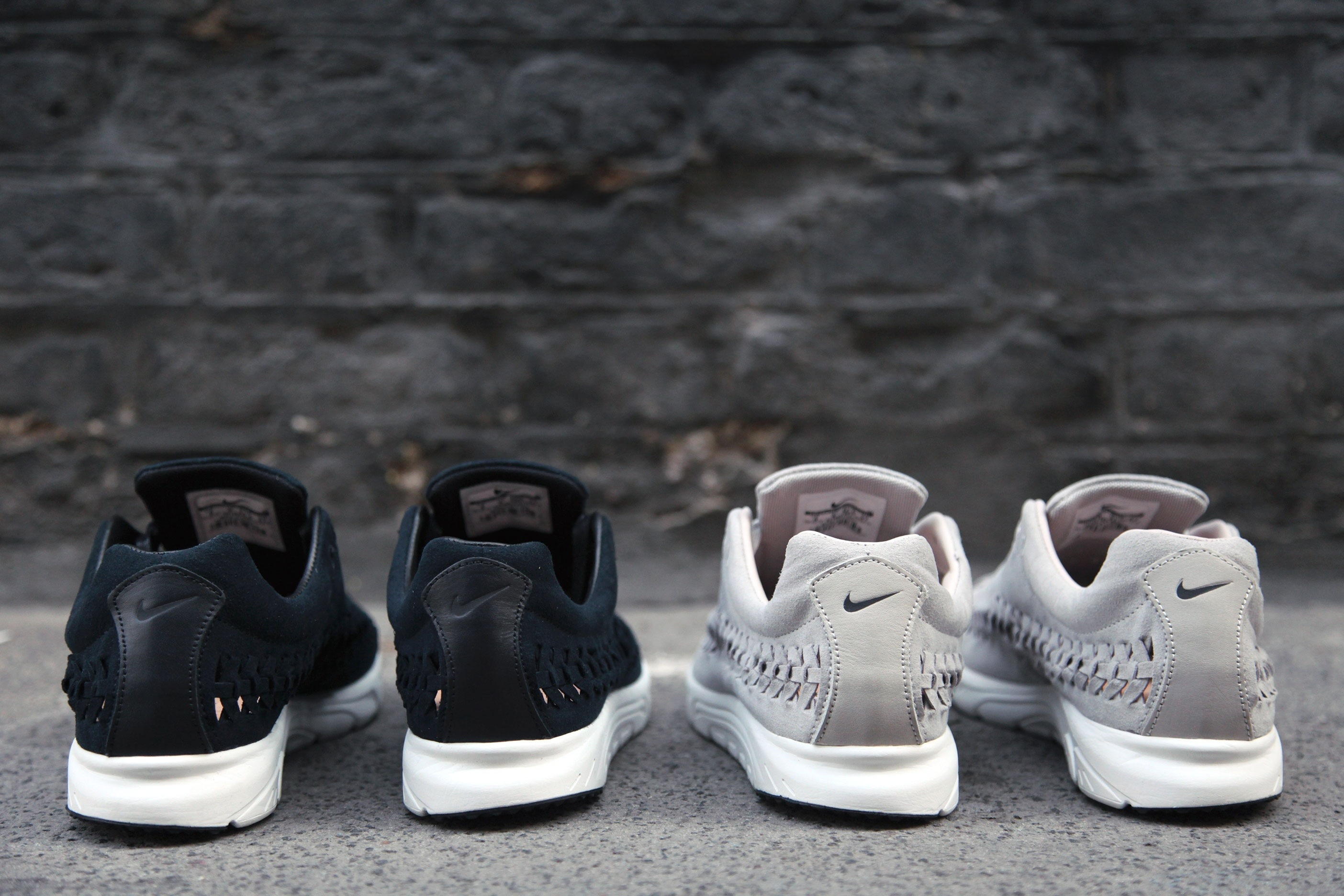Style Pick: Nike Mayfly Woven All Black • Gear Patrol