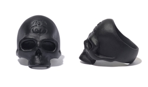 mastermind Japan x Stussy Skull Ring - Photo: mastermind Japan