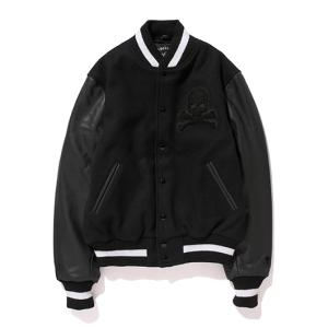 mastermind Japan x Stussy Varsity Jacket - Photo: mastermind Japan