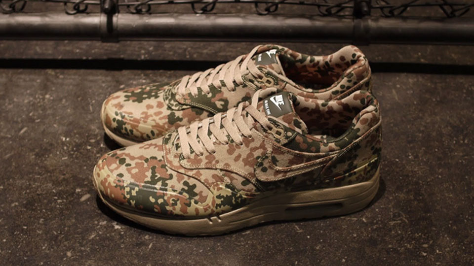 "low priced d6517 04072 Nike Air Max – ""Germany Camo"" Pack"