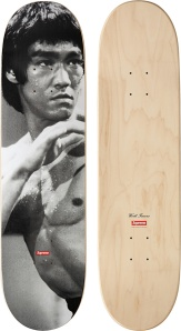 Bruce Lee Skateboard - Photo: Supreme