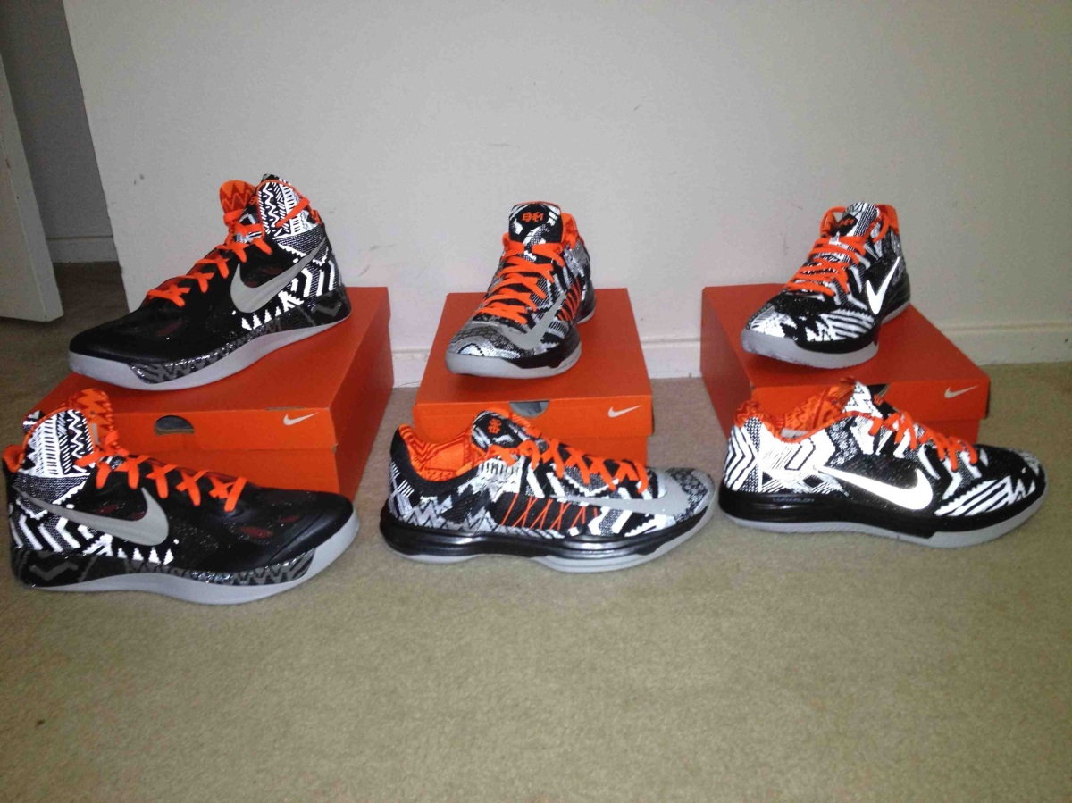 Unreleased Nike BHM Models Hit Marshalls | Midwest Sole ...