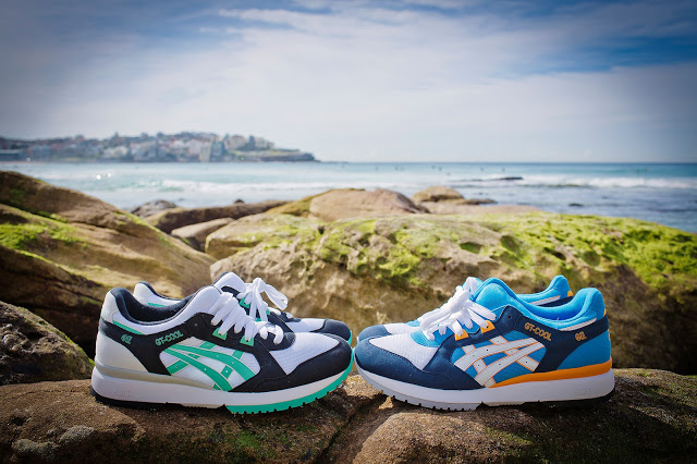 These two summer inspired runners are set to debut on the GT Cool – another  split tongue runner constructed sneaker from the Asics design books. 3e19eb4c7e18