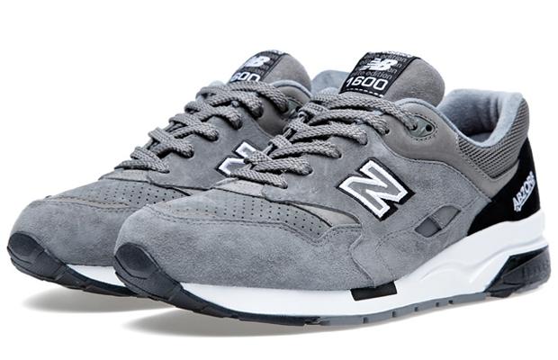 new balance 1600 gray