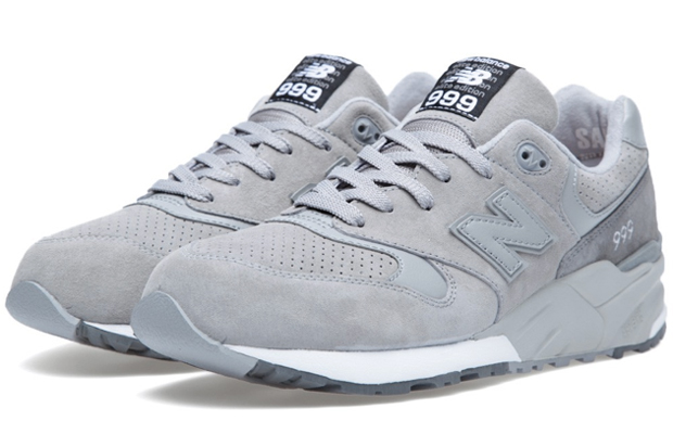 New Balance 999 – Mid Grey  acdd3d84f