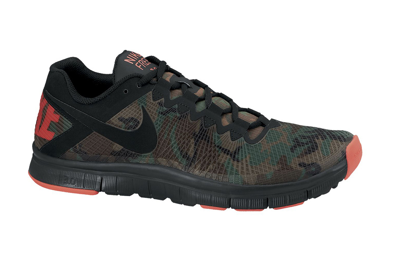 Nike Free Trainer 3.0 �C ��Camo Pack��   Midwest Sole   Online